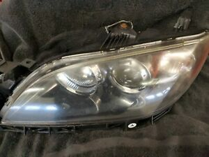 2004 2009 Mazda 3 Headlight Driver Left Side Halogen Halo Lamp Lens 04 09 Oem