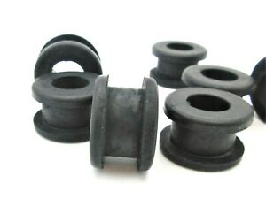 Rubber Bushings For 3 4 Panel Hole 1 2 Id 1 Od Fits 5 16 3 8 Materials