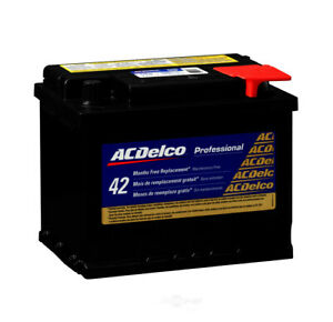 Battery Gold Right Acdelco Pro 47pg