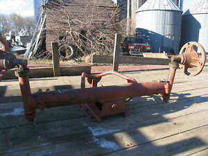 International Ih Farmall Tractor Wide Front End M Md Super M 400 450 460 560