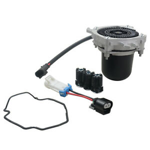 Secondary Smog Air Pump Repair Kit For Buick Chevy Gmc Savana Pontiac 12568241