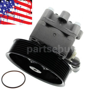 Power Steering Pump For Nissan Murano 2009 2015 Altima 2007 2012 3 5l Us Stock