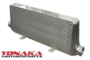 Yonaka Type 11 26x12x3 Core Front Mount Intercooler Fmic 650 Hp 33 End To End