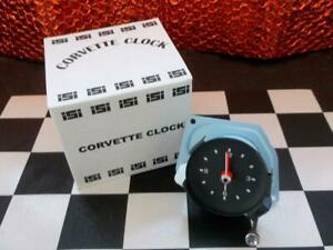 77 1977 New Corvette Clock Quartz