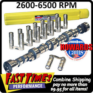 Howard S Bbc Chevy Retro Fit Roller 290 296 635 640 110 Cam Camshaft Lifter