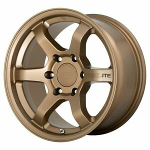 Four 4 17x8 5 Motegi Trailite Et 18 Bronze 6x139 7 6x5 5 Wheels Rims