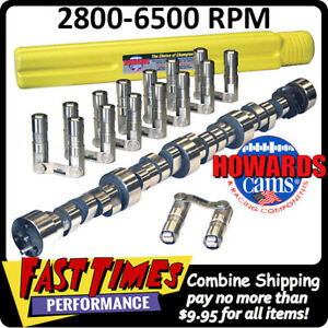 Howard S Bbc Chevy Retro Fit Roller 294 294 618 618 110 Cam Camshaft Lifter