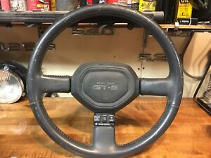 Toyota Celica Gts Oem Steering Wheel Fair Condition