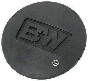 B W Trailer Hitches Rubber Gooseneck Hitch Hole Cover For Empty Tob Socket