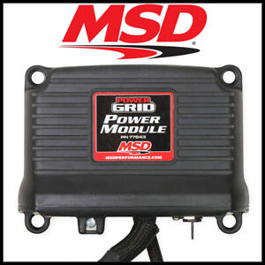 Msd Ignition 77643 Power Grid Power Module
