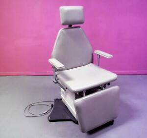 Mti 530h Podiatry Procedure Electric Power Exam Table Patient Treatment Chair