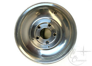 1975 1979 Lincoln 15 Deep Dish Aluminum Wheel without Slots With Rim Lip