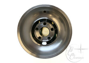 1975 1979 Lincoln 15 Deep Dish Aluminum Wheel With Slots Without Rim Lip