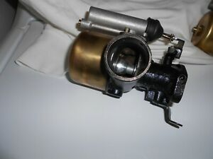 Rjh 08 1929 1930 1931 Chevrolet Brass Bowl Carburetor Vintage Updraft