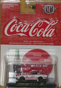 M2 MACHINES COCA COLA 1970 NISSAN FAIRLADY Z432 JPN01