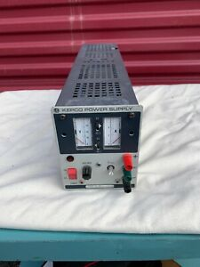 Kepco Power Supply Jqe 0 36v 0 3a