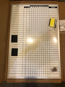 Quartet 773 In Out Board 2x3 Brand New Sealed Buy Now