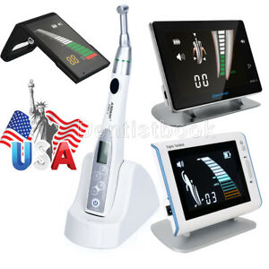 Us Dental Endodontic Endo Motor Treatment Wireless Handpiece W apex Locator