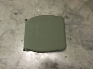 Military Lower Seat Cushion And Frame