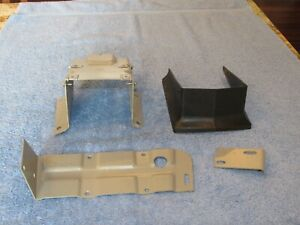 Pontiac Gto Lemans 8 Track Player Mounting Parts Non console 1969 1970 1971 1972