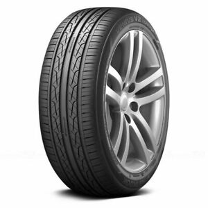 2 New Hankook Ventus V2 H457 All Season Tires 215 45r17 215 45 17 2154517 91v