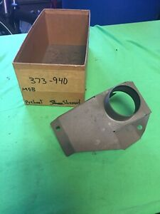 Mgb Zenith stromberg Manufold And Air Filter Assembly Shroud 1975 1980 Moss
