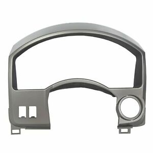 For 2004 2006 Nissan Titan Xe Se Armada Se Instrument Panel Lid Dash Radio Bezel
