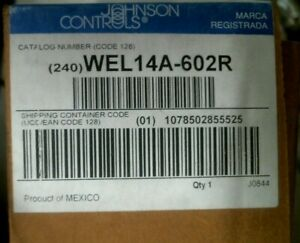 Johnson Controls Wel14a 602r Well Copper 4 15 16 5 npt free Shipping
