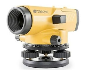 Topcon At b4a ps 24x Magnetic Dampened Compensator Automatic Optical Level