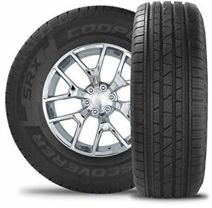 2 New Cooper Discoverer Srx All Season Tires 255 65r16 255 65 16 2556516 109t
