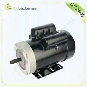2 Hp Universal Motor Electric Motor 56c Frame 3800 Rpm Single Phase 18 2a 9 1a