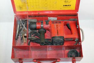 Hilti Te12 Rotary Hammer Electro Pneumatic Hammer Drill