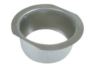 Gutter Downspout Outlet Aluminum Round 2 3 8 Or 2 3 4