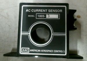 American Aerospace Controls 1005 5 Ac Current Sensor free Shipping