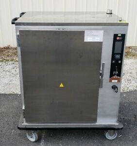 Moduline Regeneration Cook And Hold Oven On Wheels Rc112 E Portable Tested