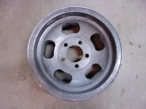 Vintage Gm Chevy Buick Oldsmobile Pontiac Slot Mag Wheel 14x6 5x4 3 4