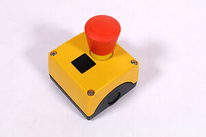 New Siemens 3 Sb 38 Emergency Push Button Switch With Led