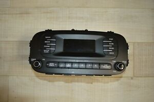 Oem 2014 2016 Kia Soul Am Fm Radio Media Bluetooth Sat Mp3 Player Stereo