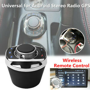 8 Key Car Console Switch Remote Controller Stereo Gps Button For Android W Led