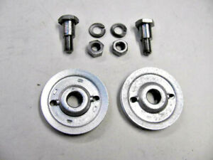 1955 56 57 Chevy Emergency Brake Cable Rollers And Shoulder Bolt Kit