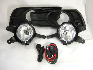 Atu 11 14 Chevy Cruze Oem Replacement Projector Fog Bumper Driving Lights Kit