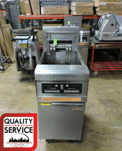 Frymaster Re114tcsd Commercial Electric Fryer