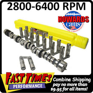 Howard S Sbc Chevy Retro Fit Roller 300 306 565 580 110 Cam Camshaft Lifters