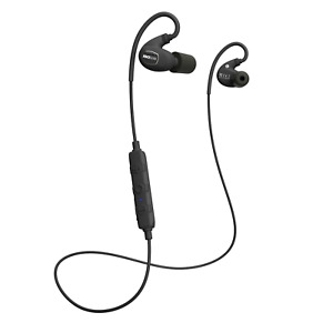 Isotunes Pro 2 0 Noise Isolating Bluetooth Earbuds 27 Db Nrr 16 Hour Battery