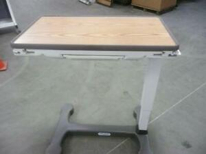 Stryker Medical Bed Side Table