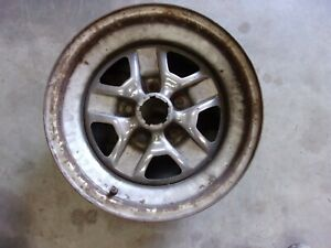 Oldsmobile Cutlass 15 X 7 Chrome Rally Wheel Rim