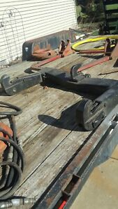 Vintage John Deere Tractor Quick Hitch Category 3