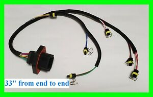 Fuel Injector Wiring Harness Fits Cat Caterpillar C9 Engine 419 0841 215 3249