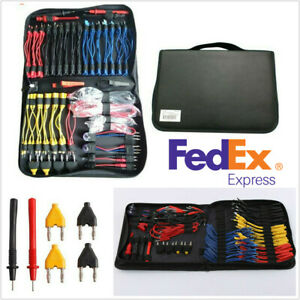 Mst 08 Car Electrical Repair Test Lead Electrical Testers Circuit Test Wires Us