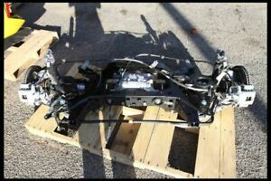 2015 2017 Ford Mustang Gt 3 15 Ratio Rear End Axle Carrier Assembly Oem